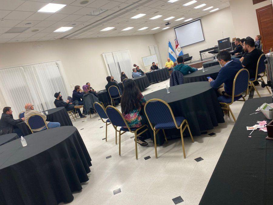 La conformación de la cámara fue el 2 de septiembre en la sede AERCA.