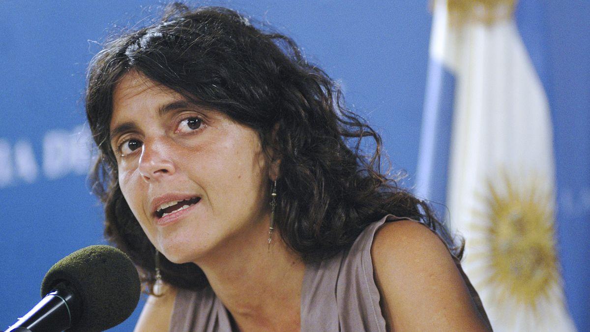 La cordobesa Romina Picolotti