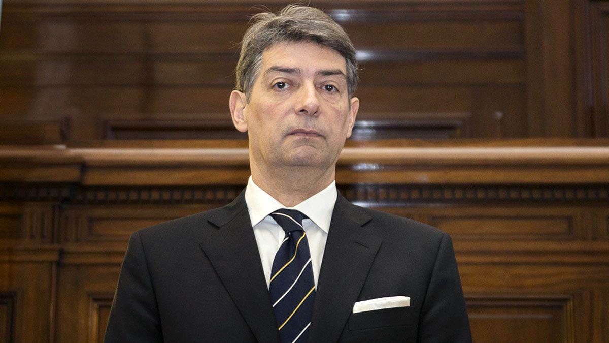 Horacio Rosatti fue elegido como nuevo presidente de la Corte Suprema.