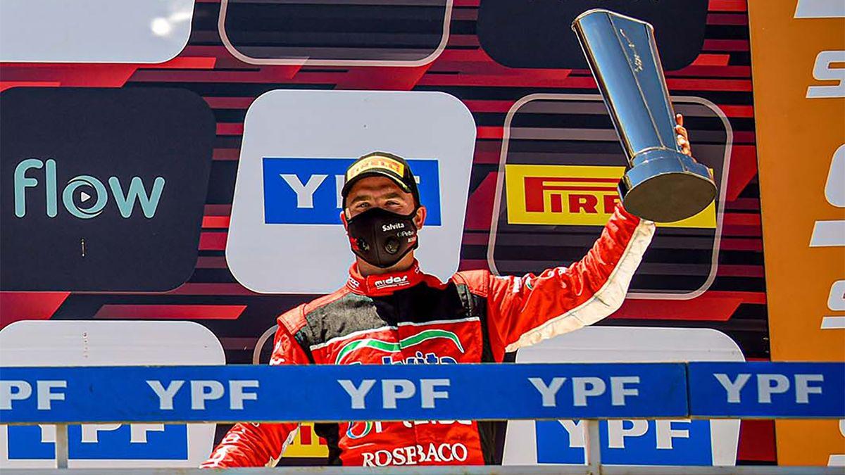 Nuevo podio de Ricardo Risatti y 5º puesto para Tomás Gagliardi Genné en el Oscar Cabalén