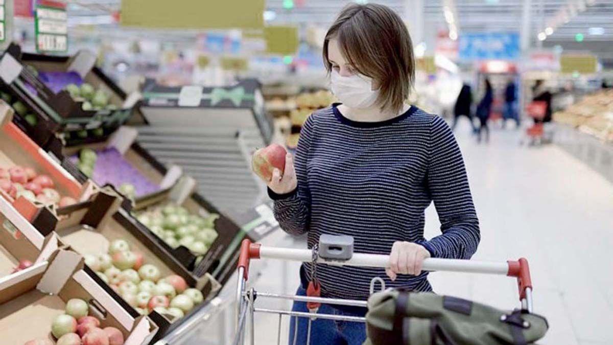 La canasta alimentaria subió en promedio el 54