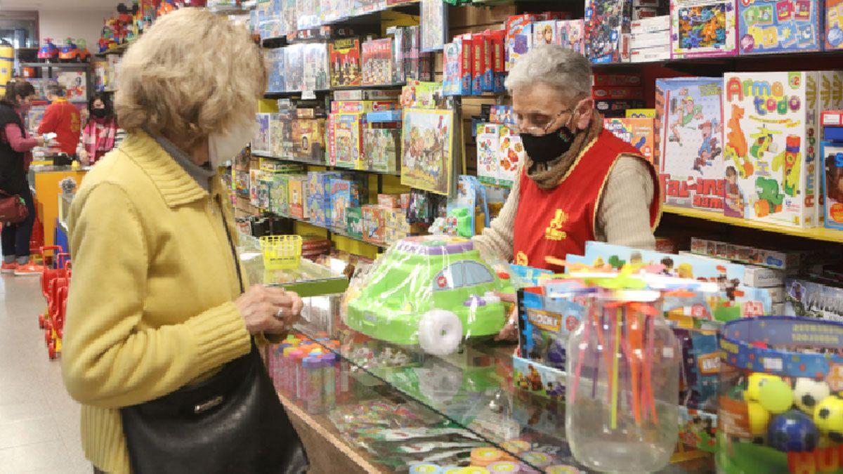 Los comercios apuestan a las fechas especiales para tratar de mejorar los ingresos.