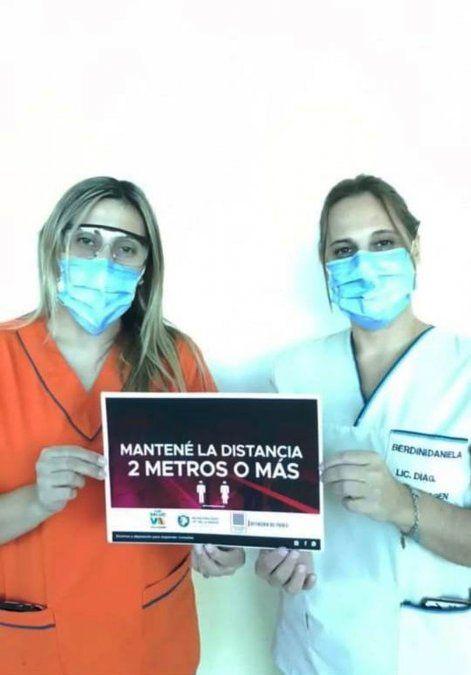La Auditoría General de Villa María lanzó un spot para fortalecer en la prevención.