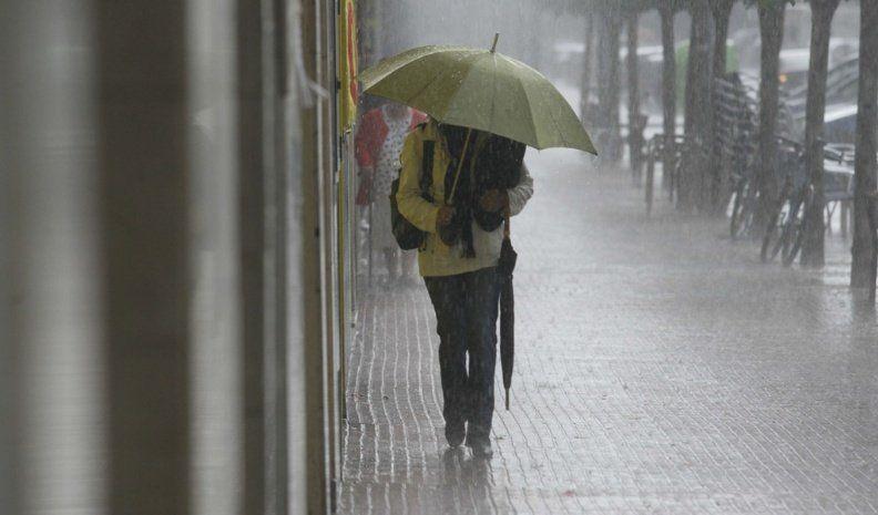 Pronostican alerta meteorológica en zonas de la provincia de Córdoba