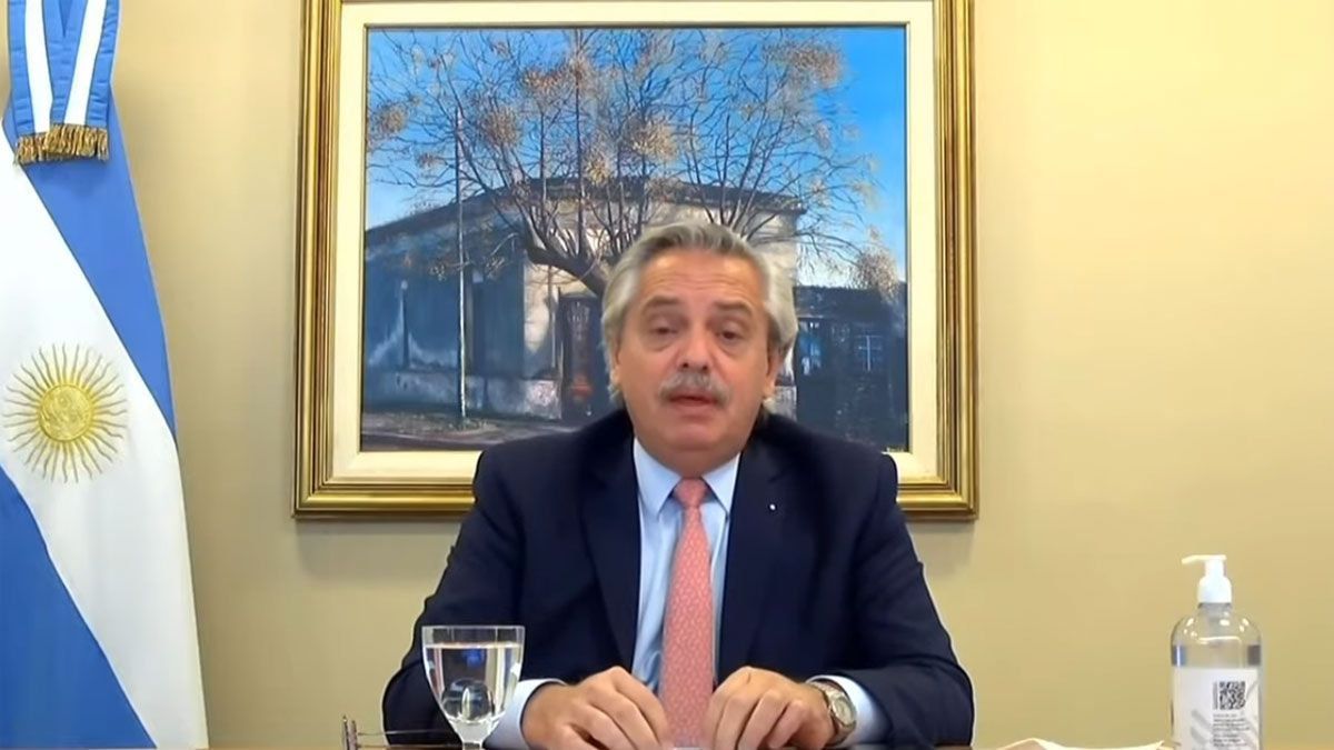 Fernández: Son tiempos difíciles donde parece que estamos enfrentados en veredas opuestas