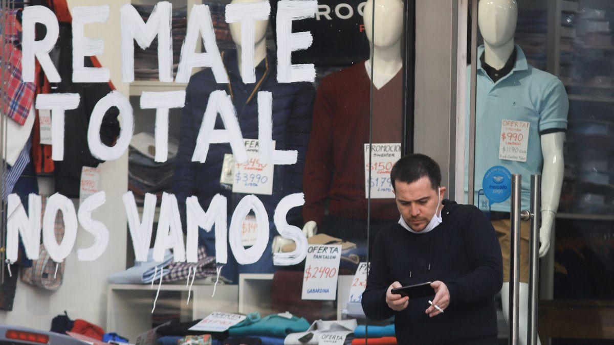 La desocupación de los comercios continúa creciendo en el macrocentro de Río Cuarto.
