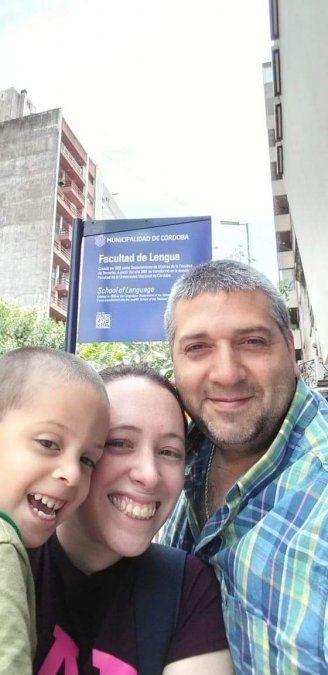 Nació en Almafuerte y 39 años después busca a su madre biológica en Villa María