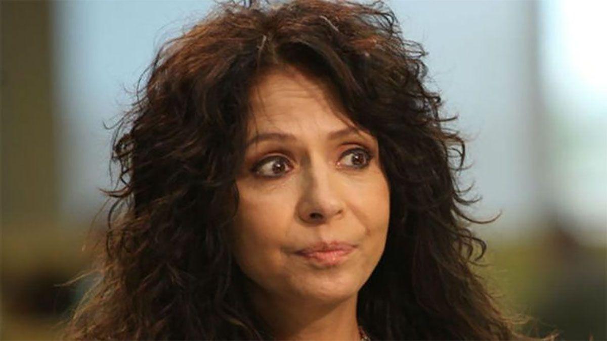 Patricia Sosa (Foto: La Nación)