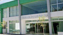El director de la Clínica Especialidades, Guillermo Abramián, explicó que incluso ni con las patologías de la época los pacientes asisten al centro asistencial.
