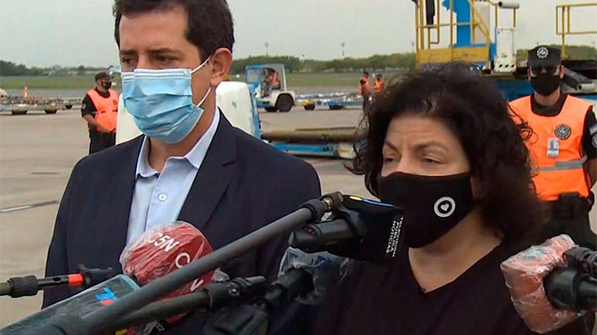 El ministro del Interior y la ministra de Salud desembarcan esta tarde en nuestra provincia.