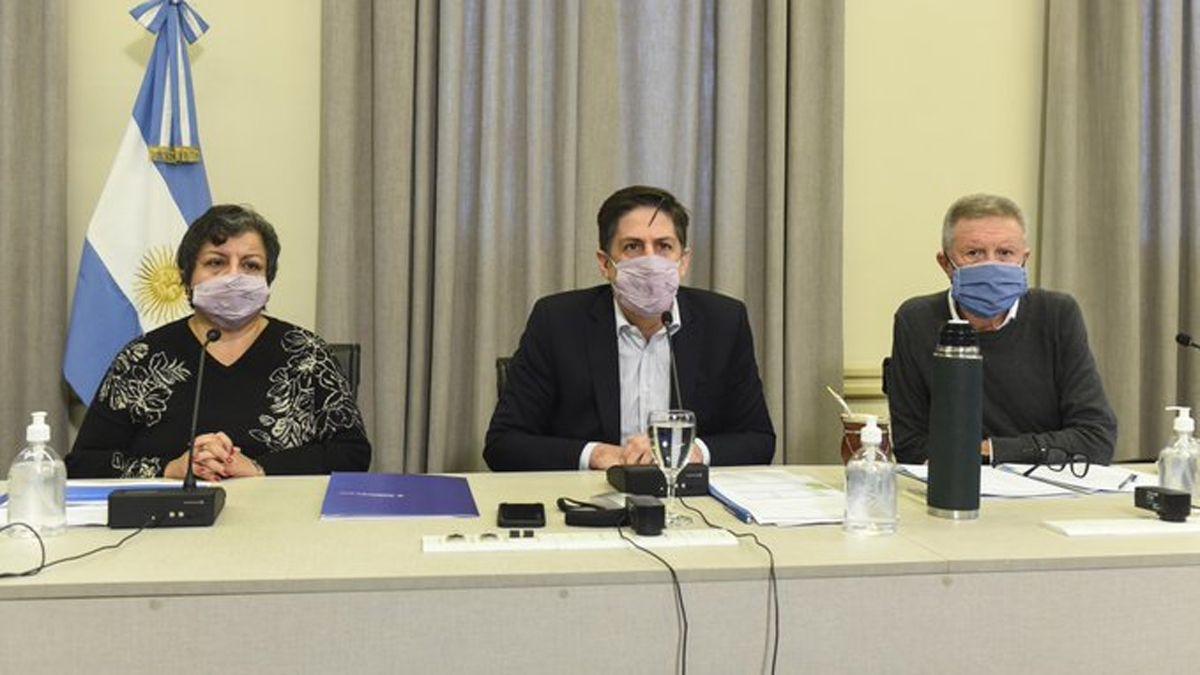 Trotta presidirá pasado mañana la reunión del Consejo Federal de Educación.