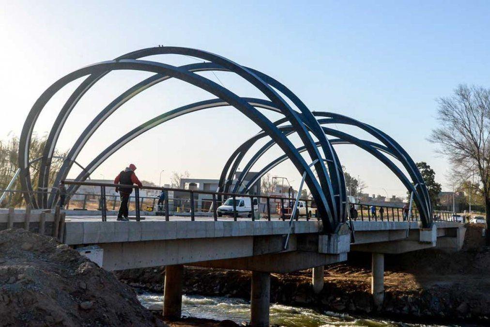 La obra financiada por la Provincia será inaugurada en los próximos días