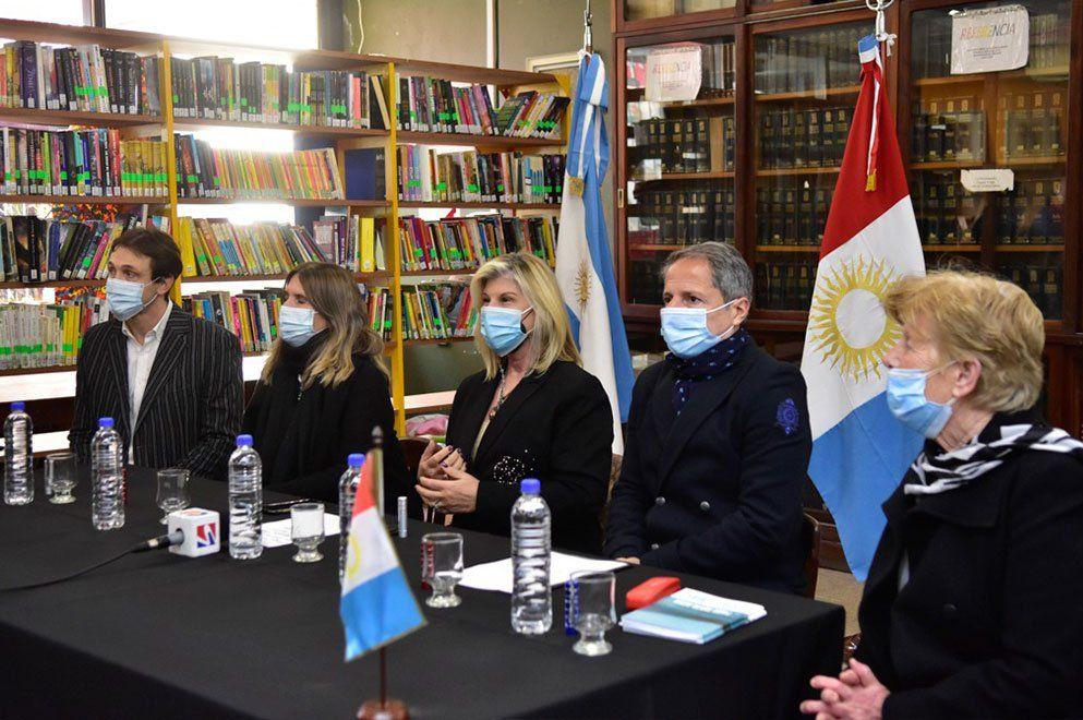 """Lanzamiento del Concurso Literario """"Eusebio Alfredo """"Tito"""" Lamberti"""" en el género cuento de terror."""