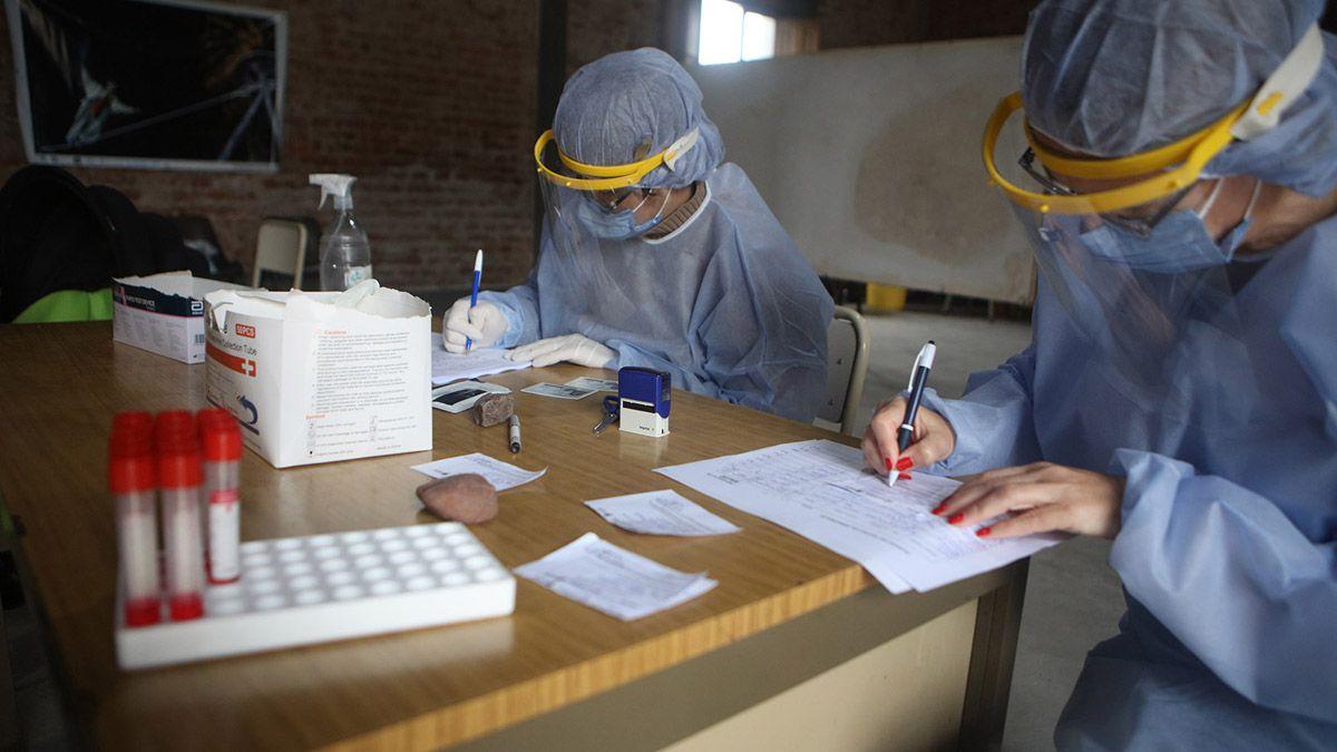 En Río Cuarto se acumulan 22.704 casos positivos de Covid-19.