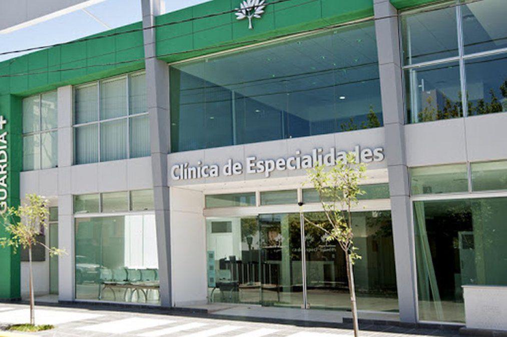 Uno de los centros de salud de la ciudad que incorporaron equipamiento para pacientes Covid.