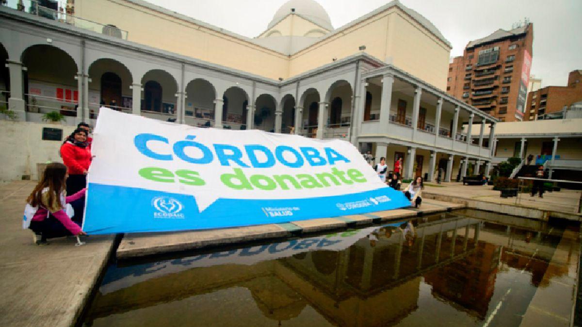 Córdoba logró sostener la actividad de donación y trasplante en la pandemia