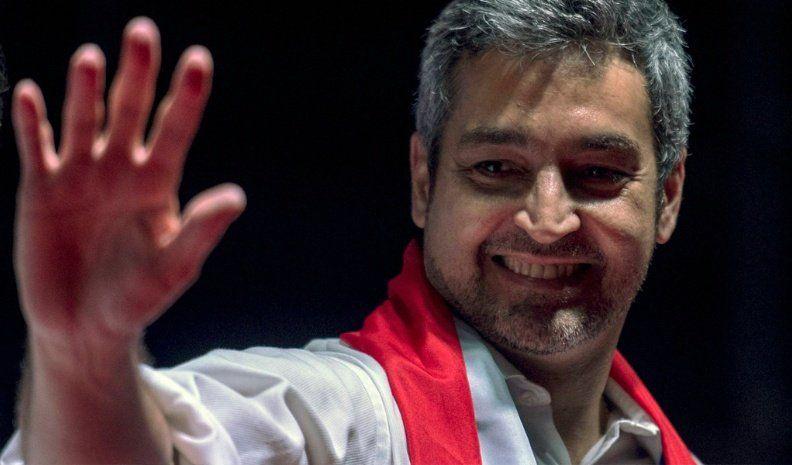 Marito ahora es Mario, el presidente de Paraguay