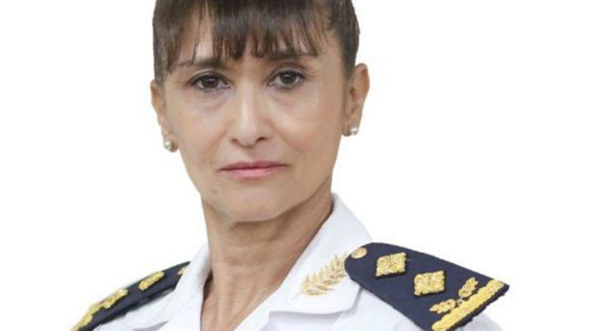 La Comisario General Liliana Rita Zárate Belletti asumirá la Jefatura Policial de Córdoba.