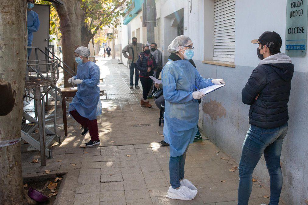 Villa María: 82 casos, un deceso y 7 camas UTI disponibles