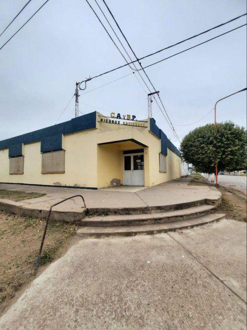La sede social de Ricardo Gutiérrez
