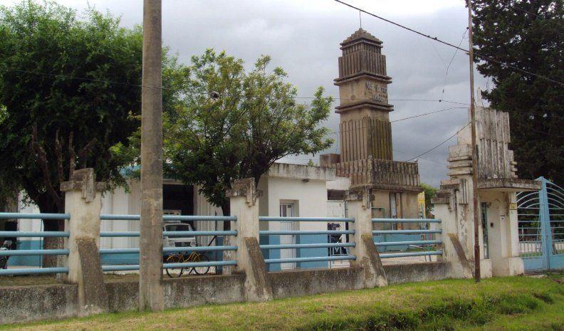 Matadero Municipal de Salamone: blues para una torre oscura