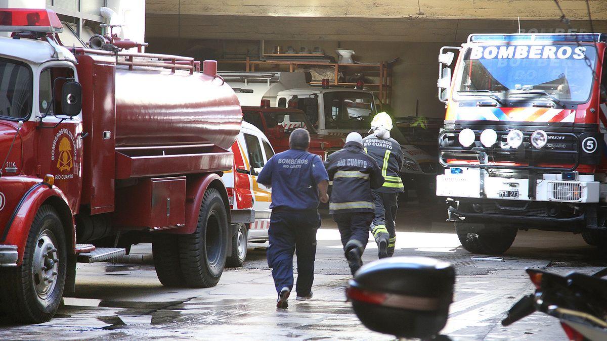 Un hombre y sus dos hijos mueren en un incendio en la zona de La Aguada