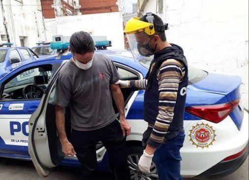 Apareció Flavio Alves sano y salvo en un albergue transitorio