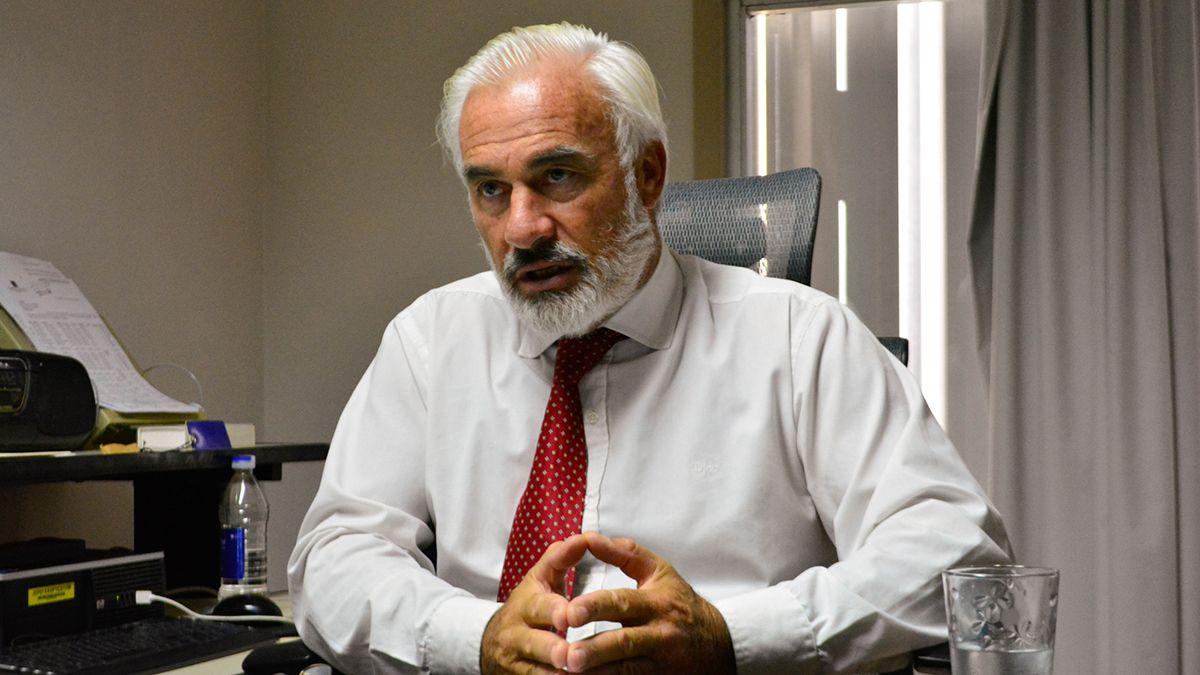 El juez Ferreyra se refirió a la situación de los internos de la cárcel local.