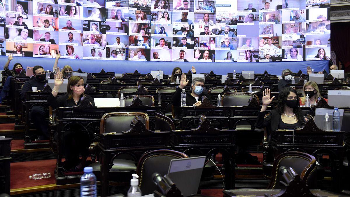 Diputados: el oficialismo buscará aprobar mañana el proyecto de Presupuesto 2021