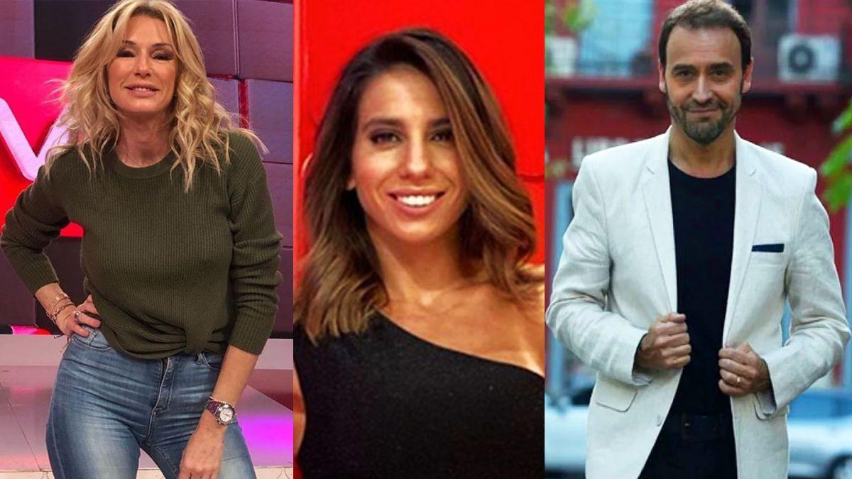 Yanina Latorre enfrentó a Adrián Pallares por una información relacionada con Cinthia Fernández.