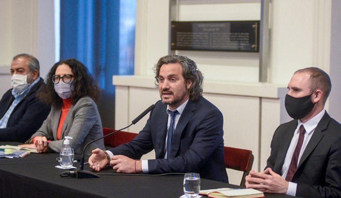 Acuerdo entre el Gobierno, empresarios y sindicalistas en una agenda común