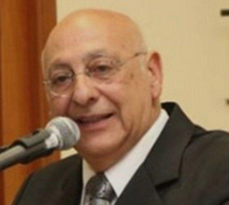 Jorge Elías David Cura tenía 64 años y estaba internado en una clínica de Villa María.