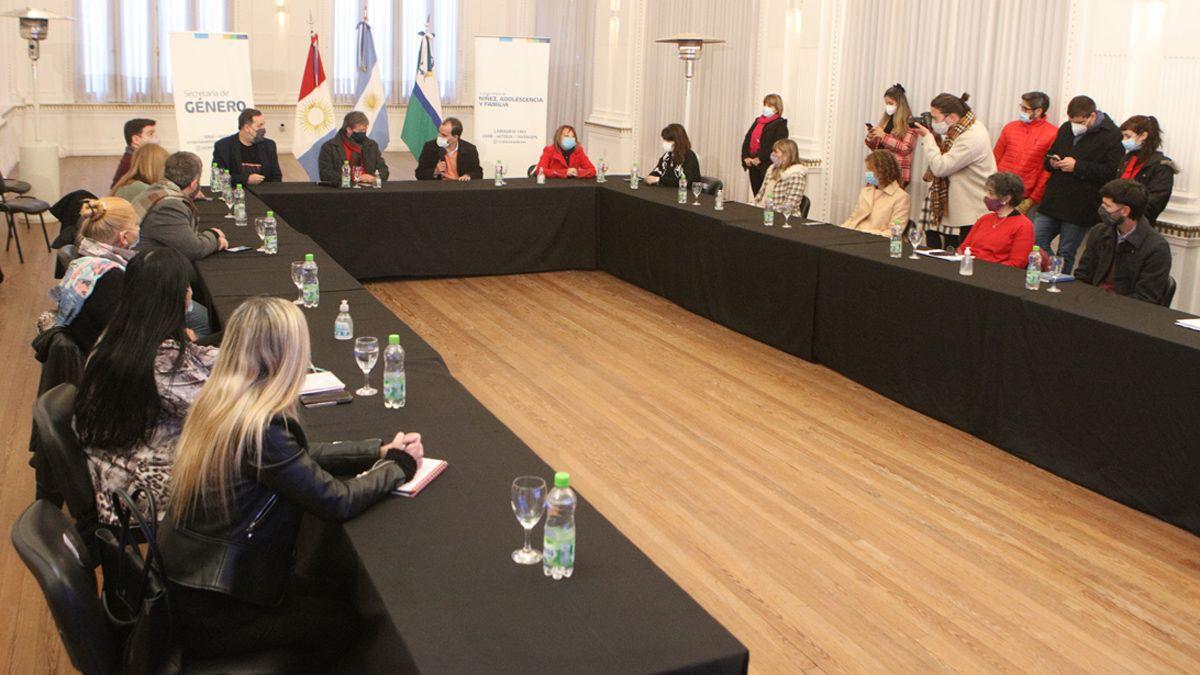 Presentaron en Río Cuarto un plan integral para la Primera Infancia.