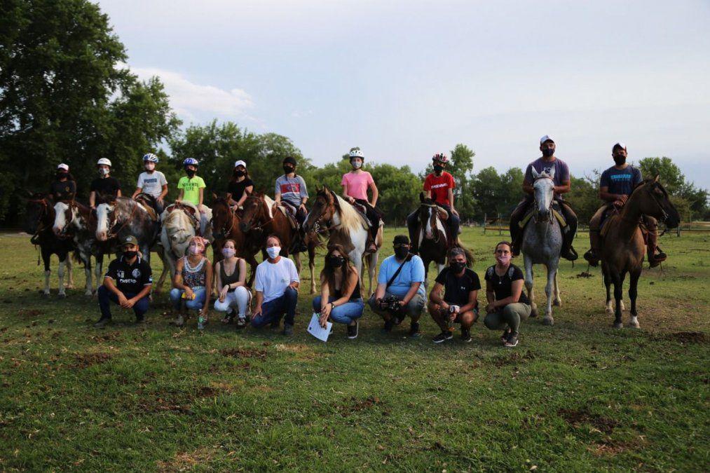 Presentaron el turismo rural local