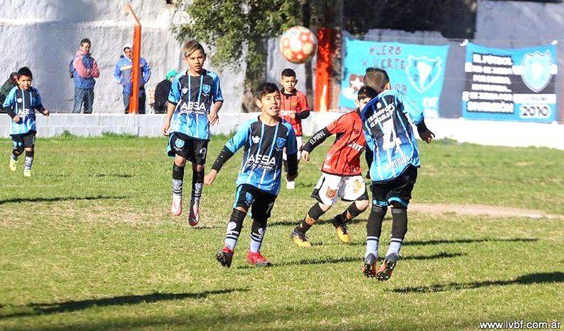 Se disputa el quinto capítulo del fútbol infantil con 12 atractivas propuestas