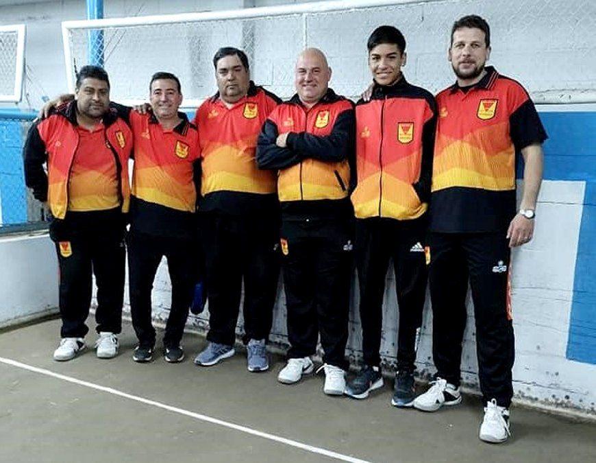 Los representantes del Club Rivadavia tuvieron una destacada actuación en el regreso de las bochas.