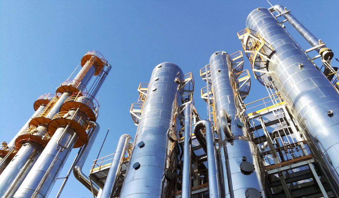 El ministro Sergio Busso se refirió a la ley de biocombustibles que impulsa Córdoba.