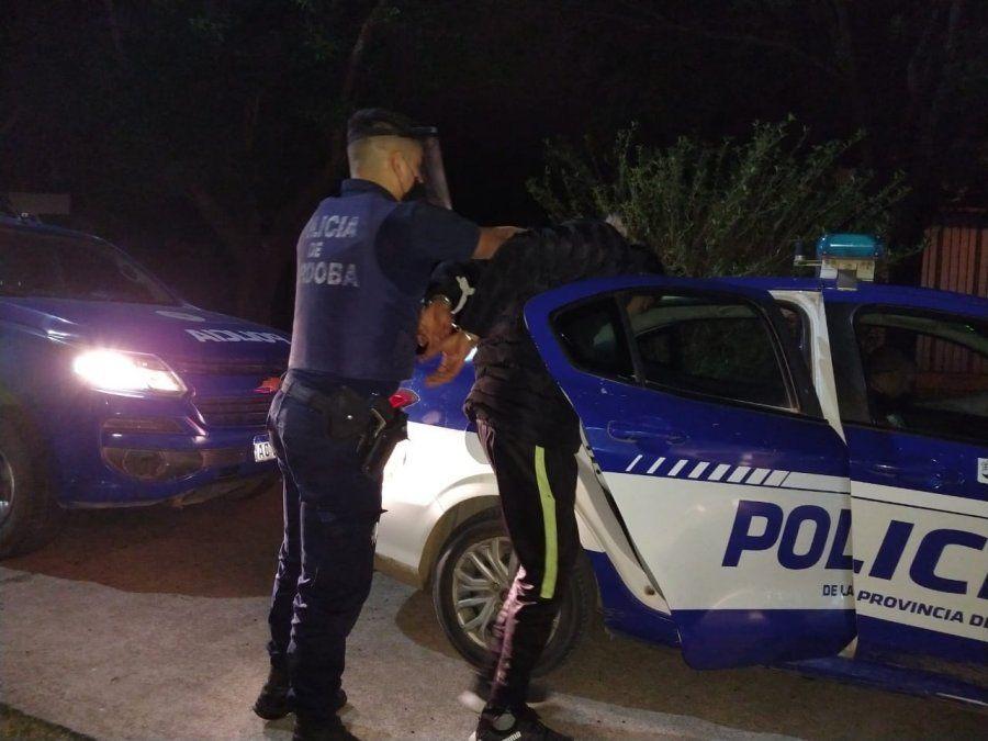 Dos detenidos por robar en una vivienda de barrio San Justo