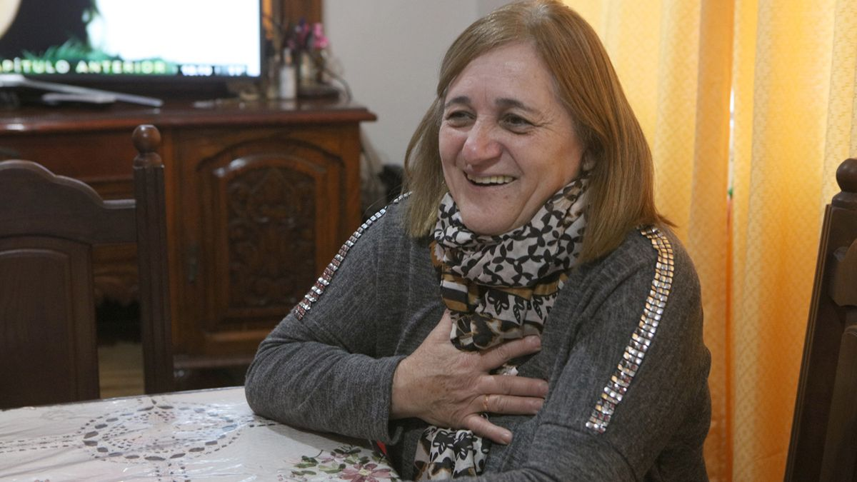 Esthella Mary Gómez recordó lo vivido hace 50 años