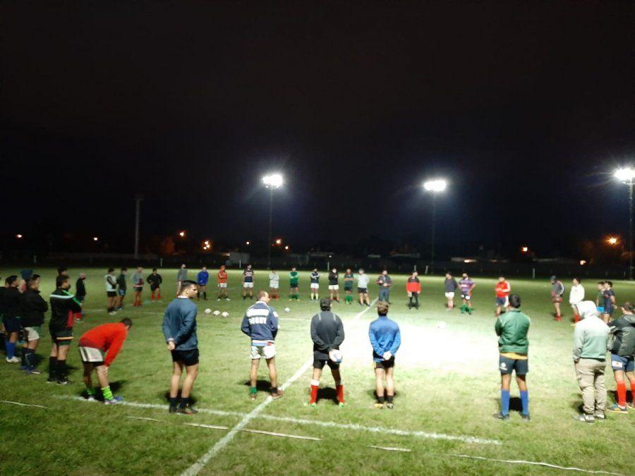Rugby: Jockey Club inició la pretemporada, antes todo el plantel  fue hisopado