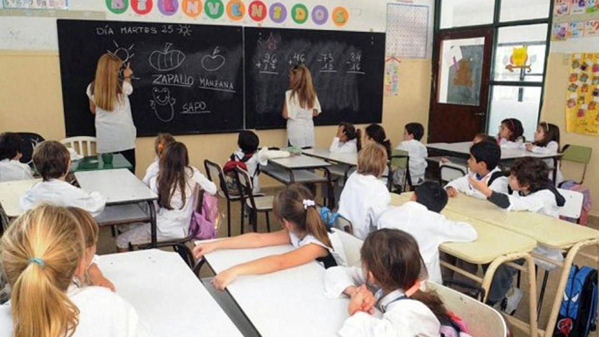 Desde hoy, San Juan es la primera provincia que vuelve a las clases presenciales