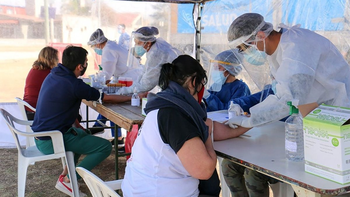 En Río Cuarto se registraron otros 38 casos de coronavirus.