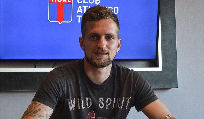 Colazzo es nuevo jugador de Tigre