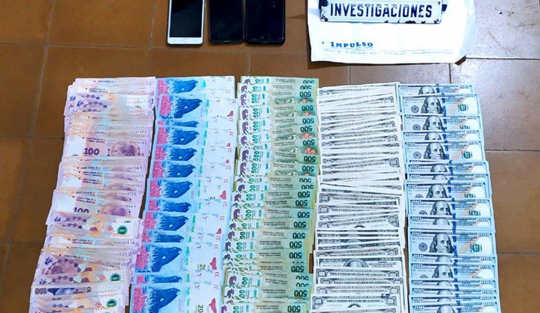 Laboulaye: fue detenida por robar 35 mil dólares de los patrones
