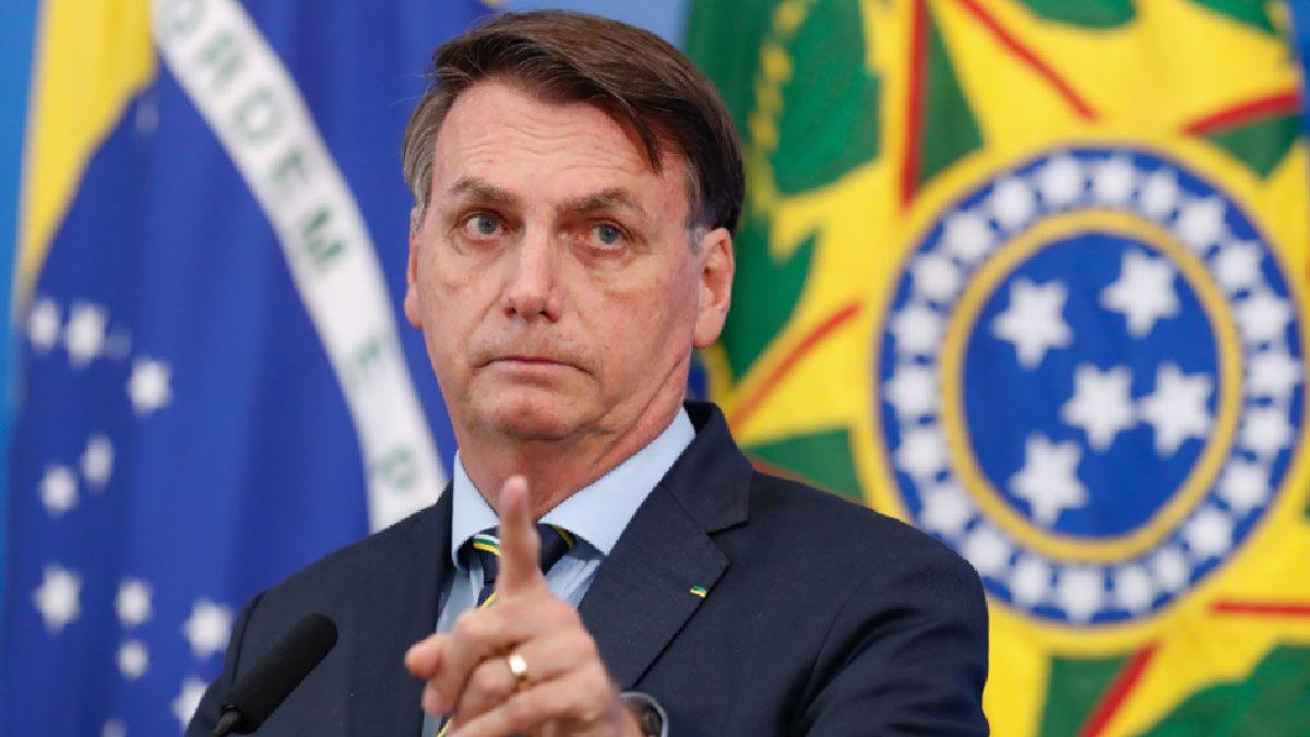 Bolsonaro hablará con Fernández.