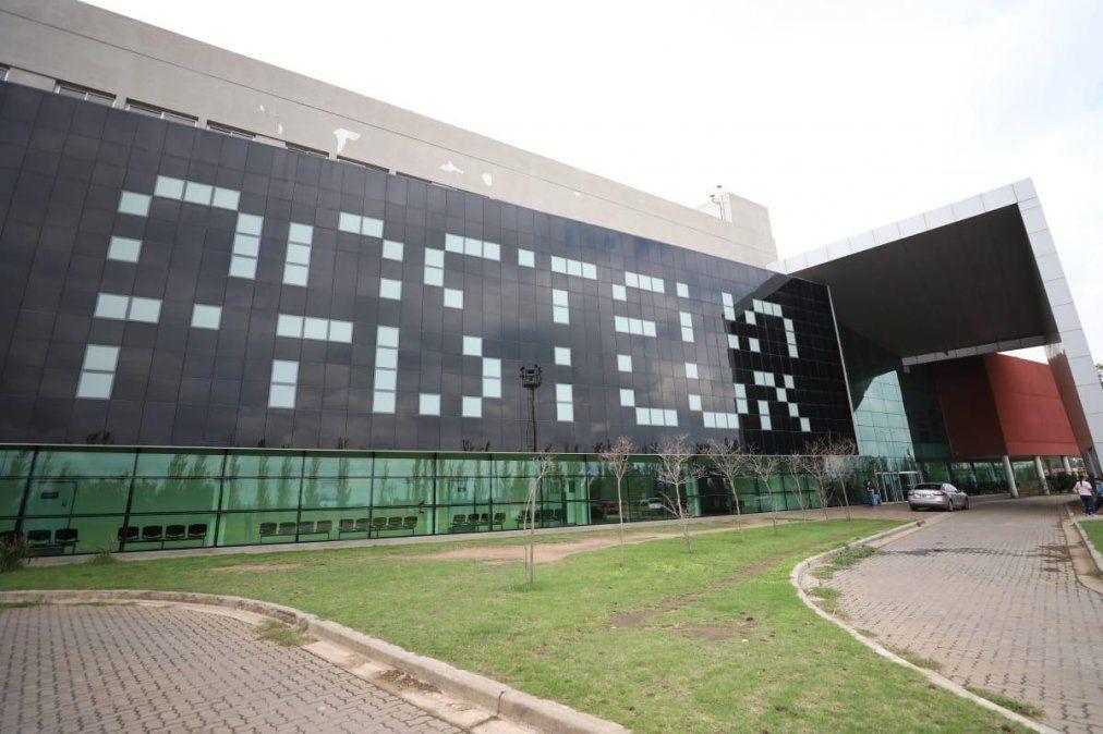 El Hospital Pasteur es centro de referencia a nivel regional y provincial.