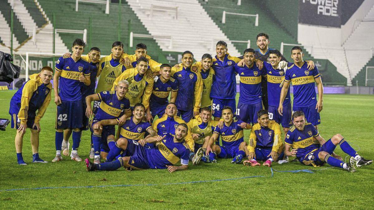 La reserva de Boca deberá volver a jugar este martes por la Liga Profesional de Fútbol.