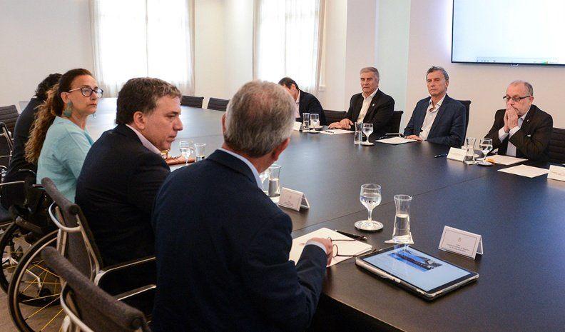 Desdoblamiento: esperan la definición de Morales y Cornejo