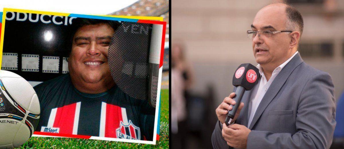 El periodismo, de luto: en una misma jornada, fallecieron Leonardo Pibouleau y Jorge Bicho Guevara