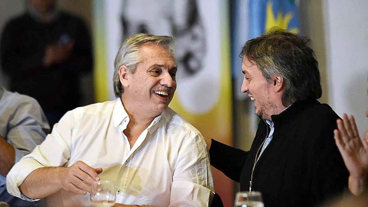 Máximo Kirchner y Solá, entre los aislados por contacto estrecho del presidente